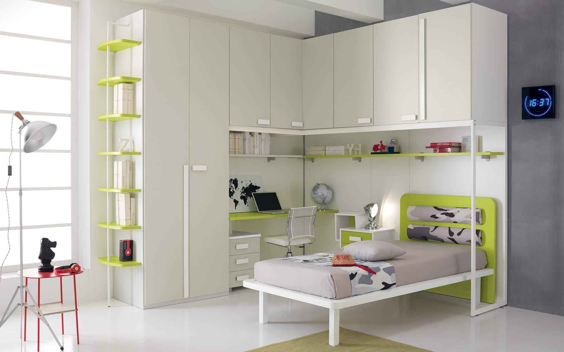 Cucine componibili e arredamento per la casa spar - Scrivania camera da letto ...