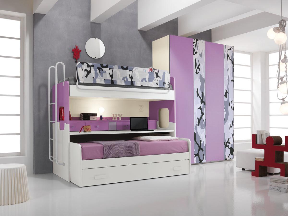 Camerette Ragazze Moderne. Free Camerette Ragazze Moderne With ...