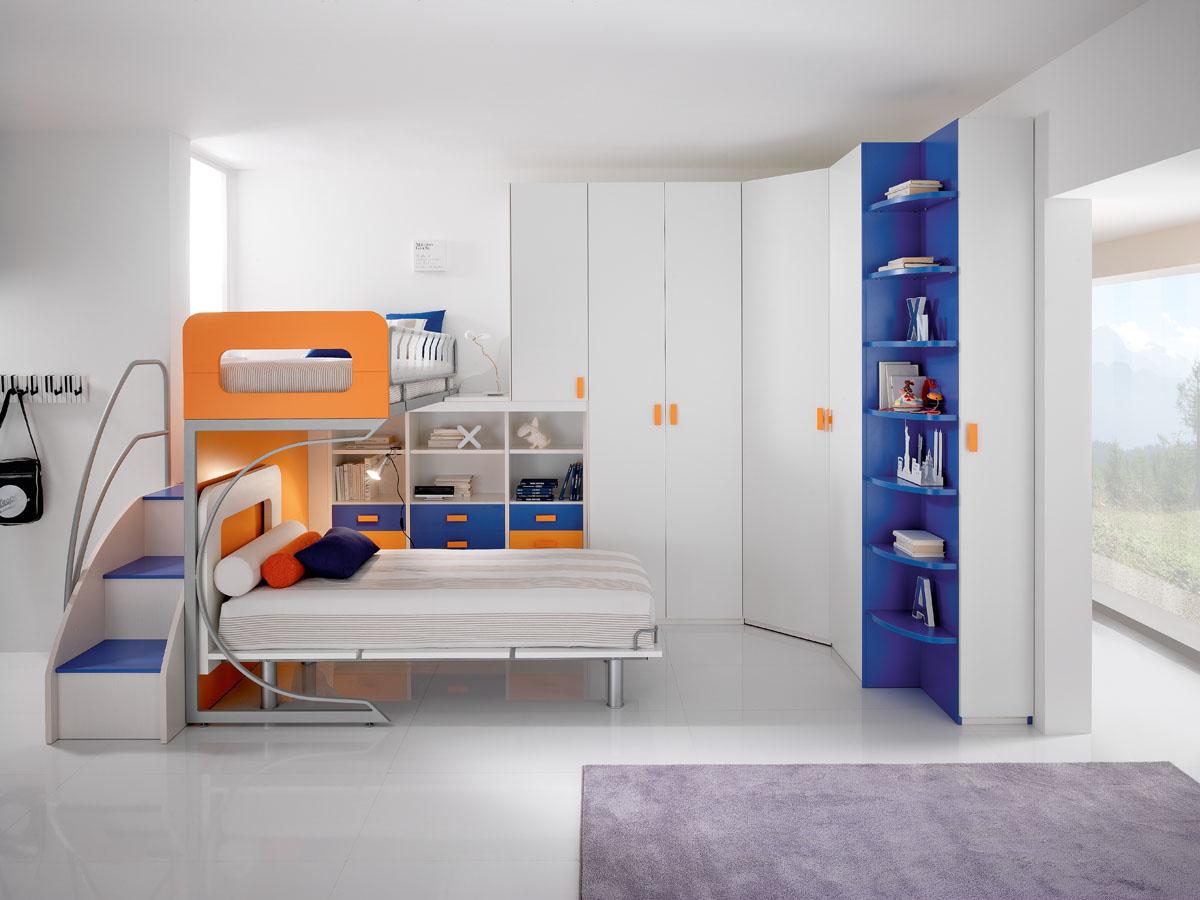 Camerette per bambini spar infantiles y juveniles - Spar camerette prezzi ...