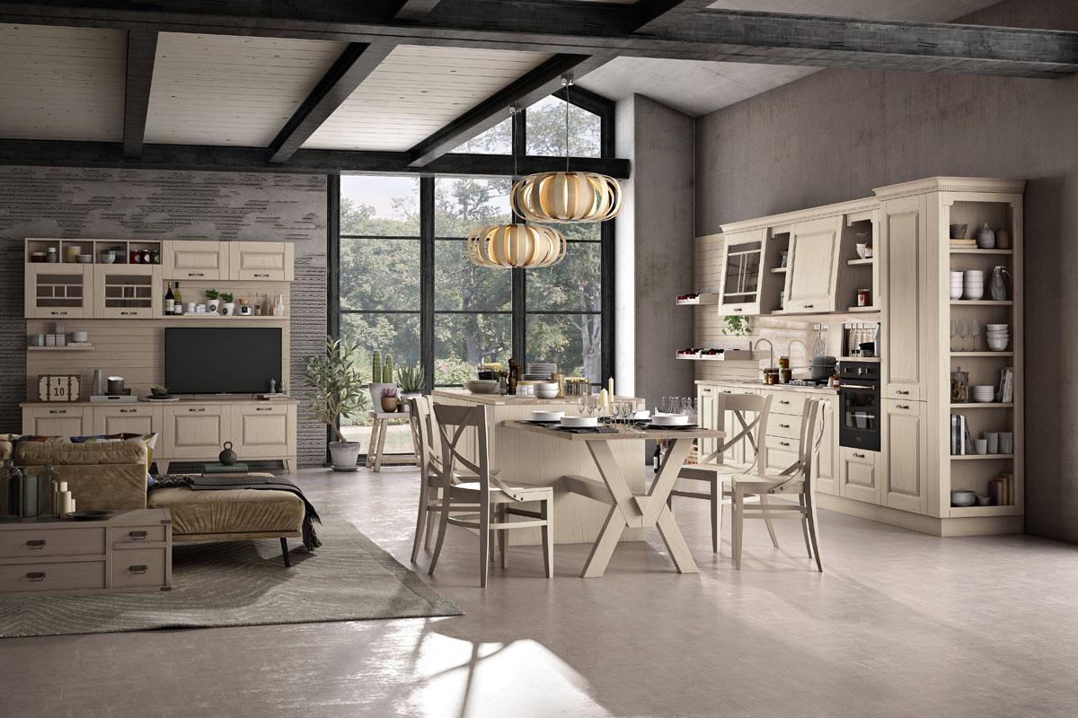 Modello Bilbao - Cucine classiche componibili | Spar