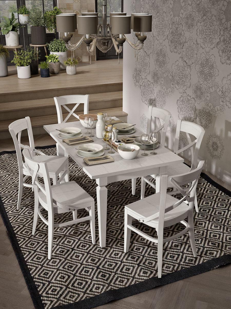 Tavoli E Sedie Spar.Cucine Classiche Componibili Cucina Bilbao Spar