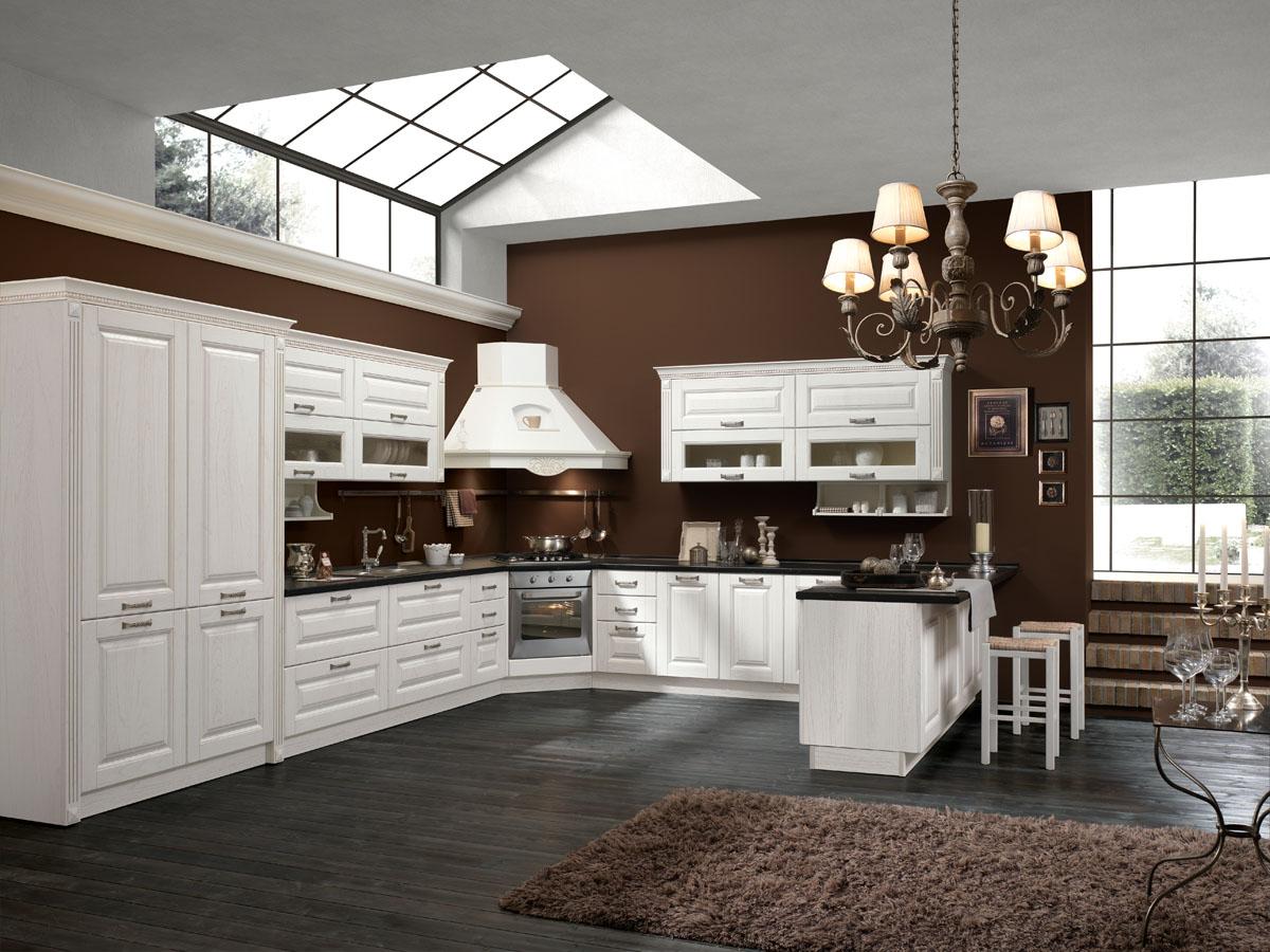 Cucine classiche componibili cucina bilbao spar - Maison du monde cucine ...