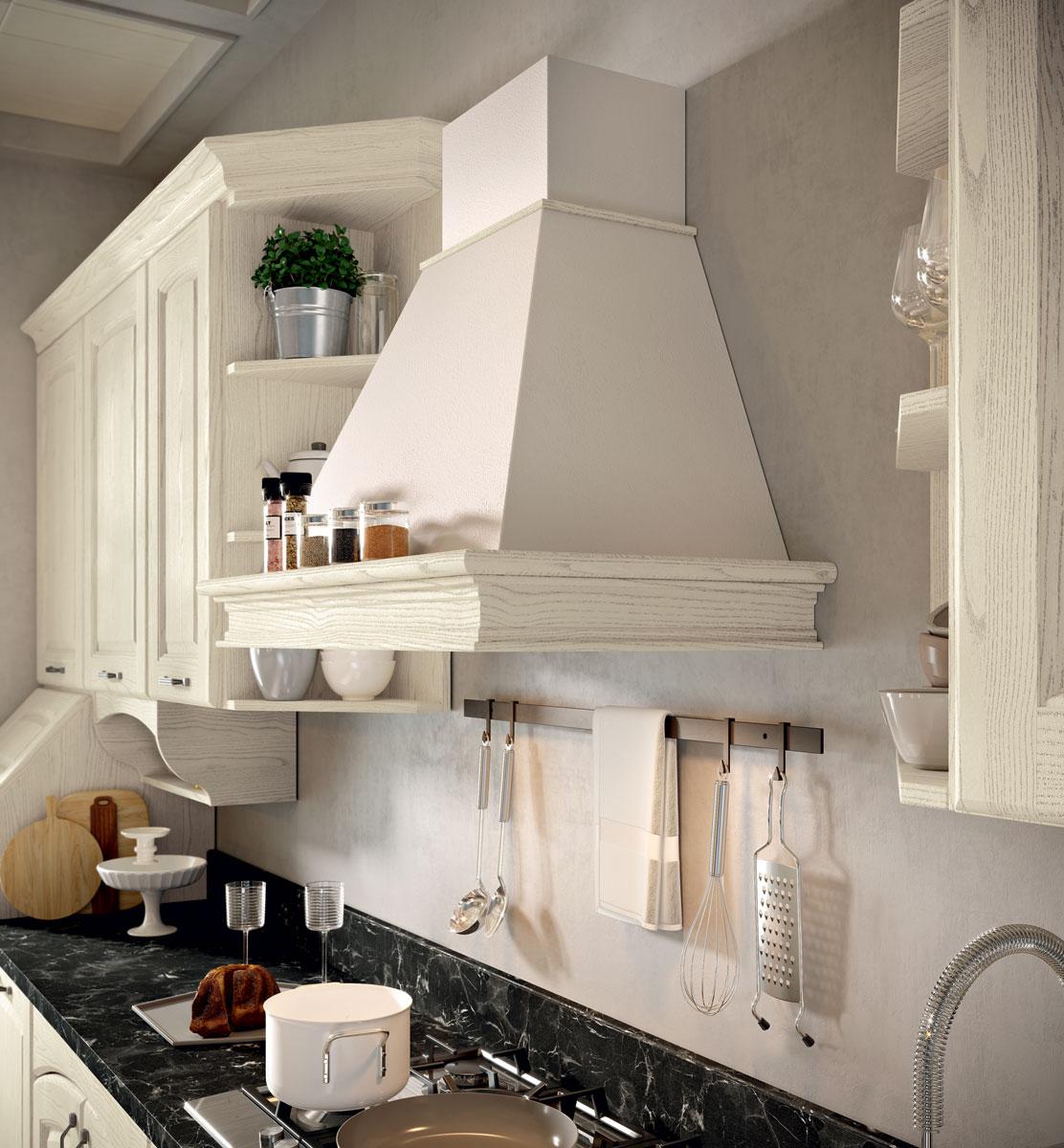 Cucina classica Borgo | Spar