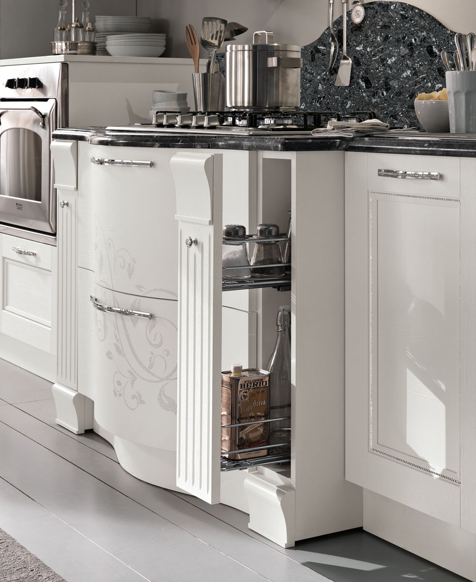 Cucina classica componibile cucina prestige spar for Nuova casa classica bad aibling
