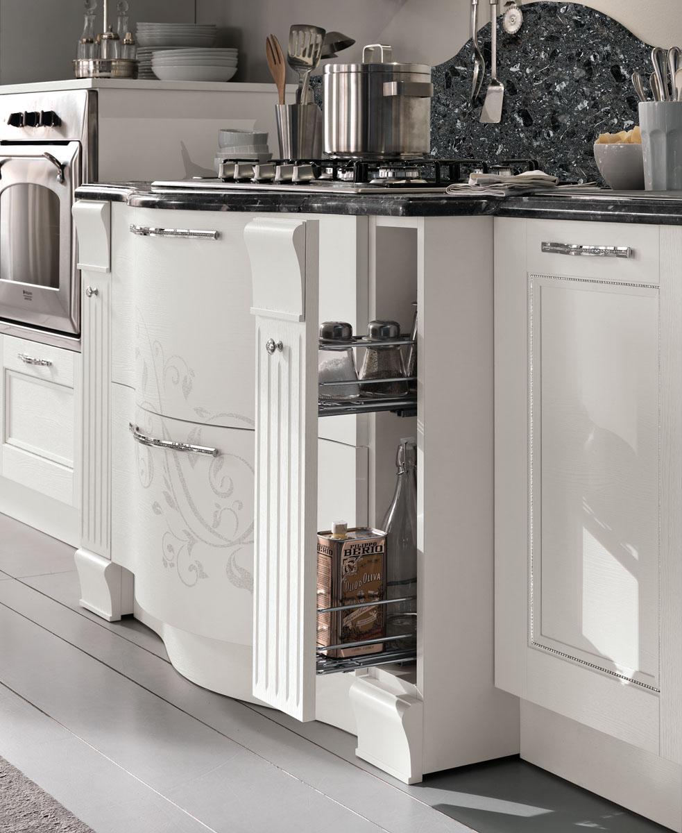 Model Prestige - Modular classic kitchen | Spar