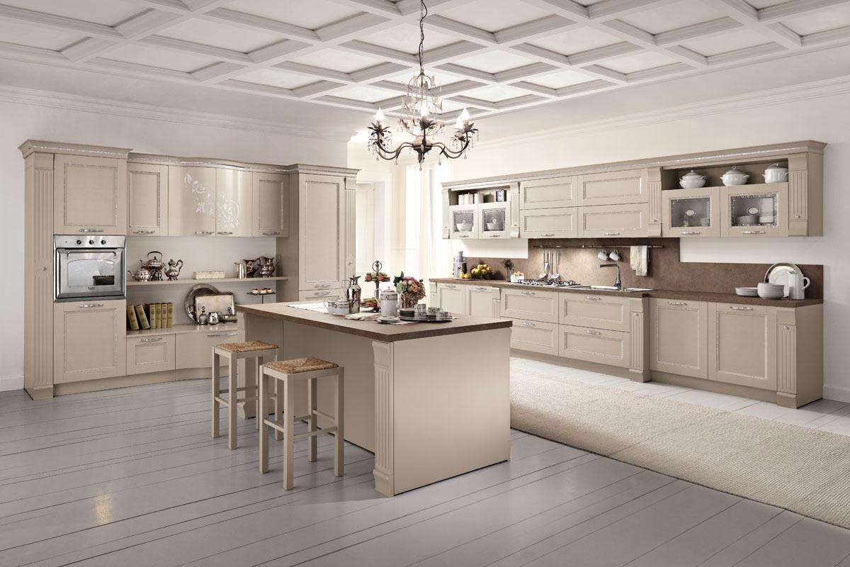 Cucina classica componibile - Cucina Prestige | Spar