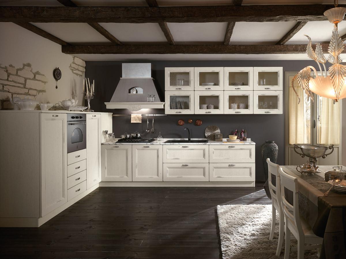 Cucina componibile classica - Cucina Siviglia | Spar