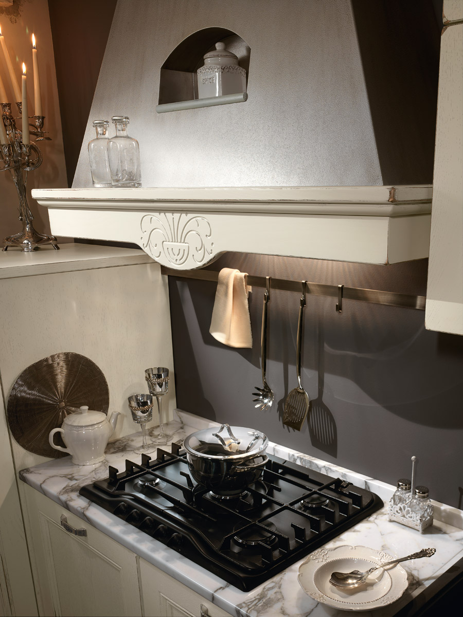 Awesome Cappa Cucina Classica Images - Home Interior Ideas ...