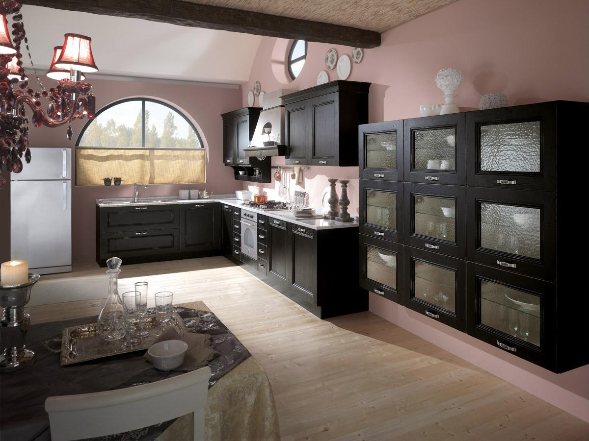 La Cucina Componibile Classica : Cucina componibile classica siviglia spar