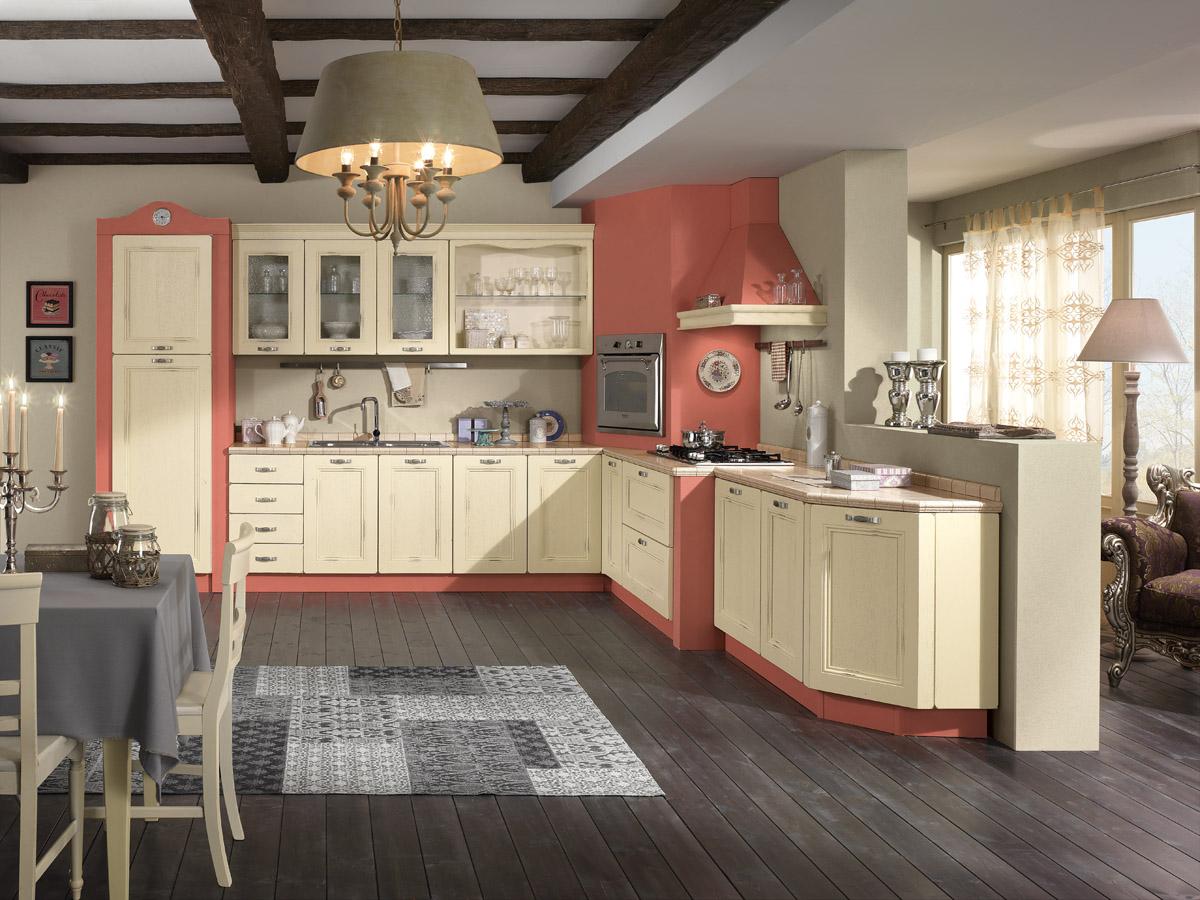 Modello Siviglia - Cucina componibile classica | Spar