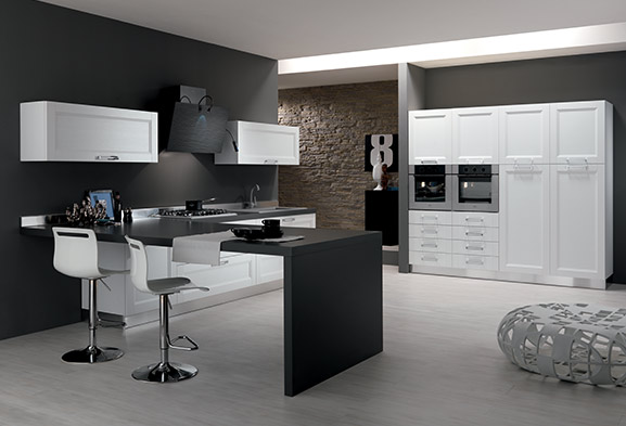 Modern kitchens - Spar