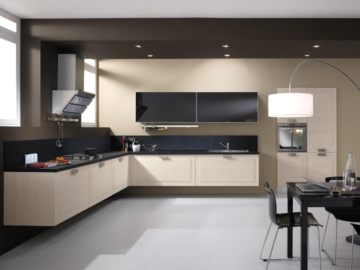 Cucina componibile moderna - Cucina Diamante | Spar