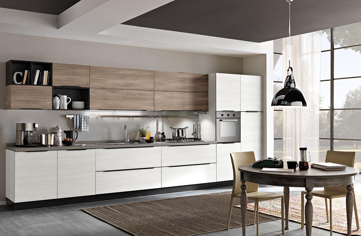 Modelli di cucine moderne amazing modelli cucine with - Immagine cucine moderne ...