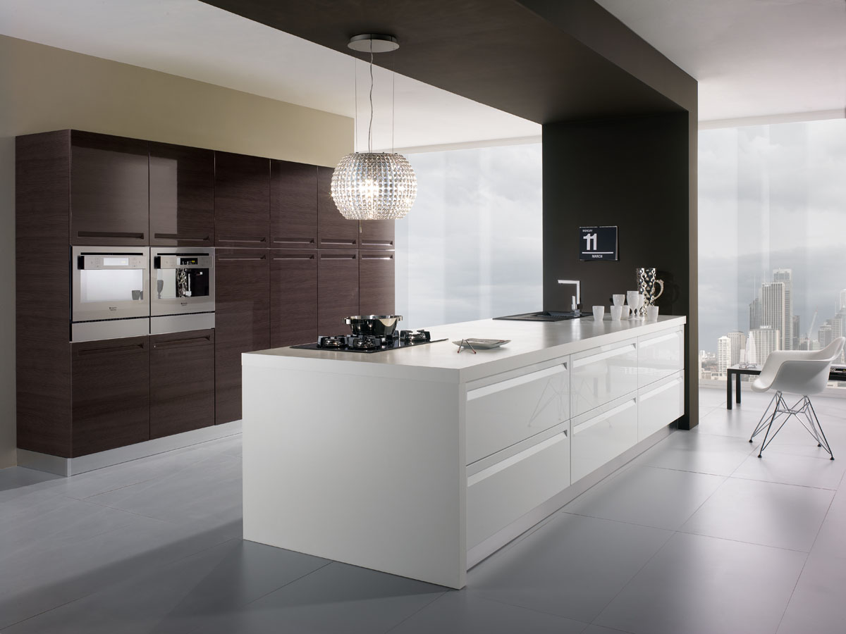 Cucina moderna componibile - Cucina Tropea | Spar