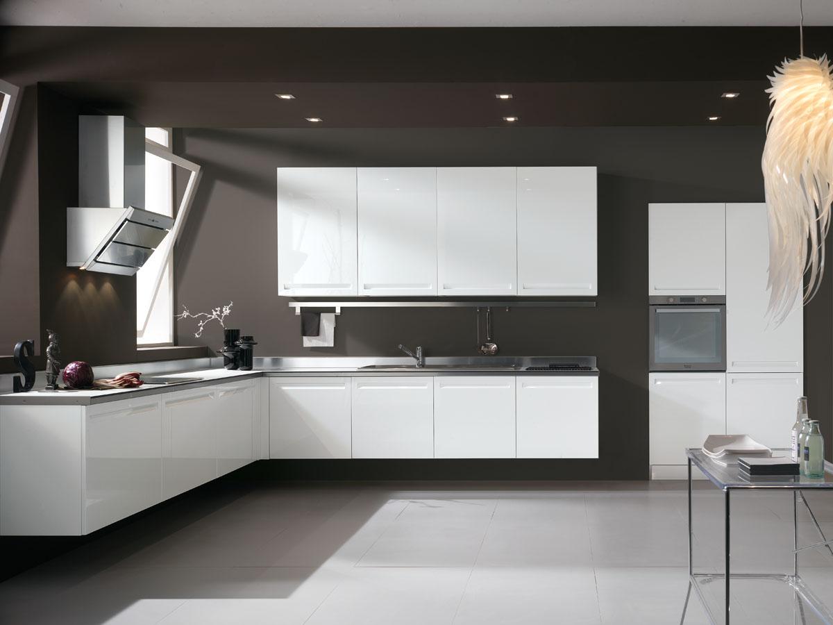 Cucina moderna componibile cucina tropea spar for Cucine italiane design moderne