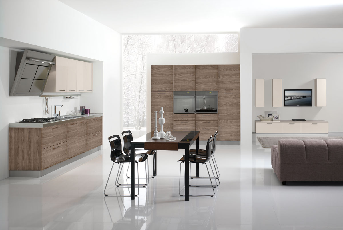 Cucina componibile moderna - Cucina Valencia | Spar