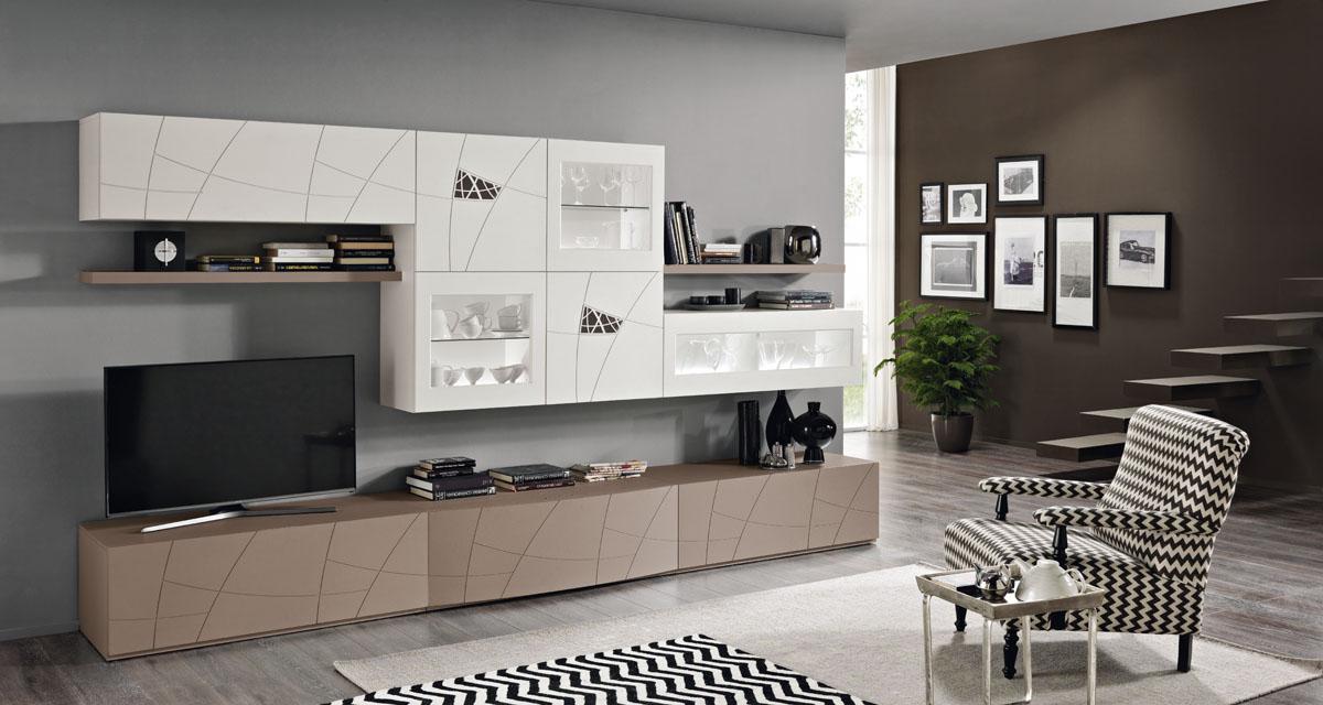 Soggiorni di design mobili da soggiorno semeraro progetta - Soggiorni di design ...