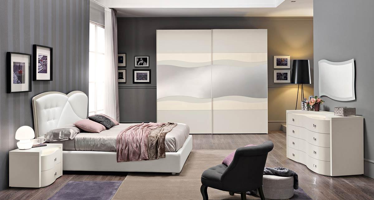 Camere da Letto Moderne - Modello Contemporaneo | Spar