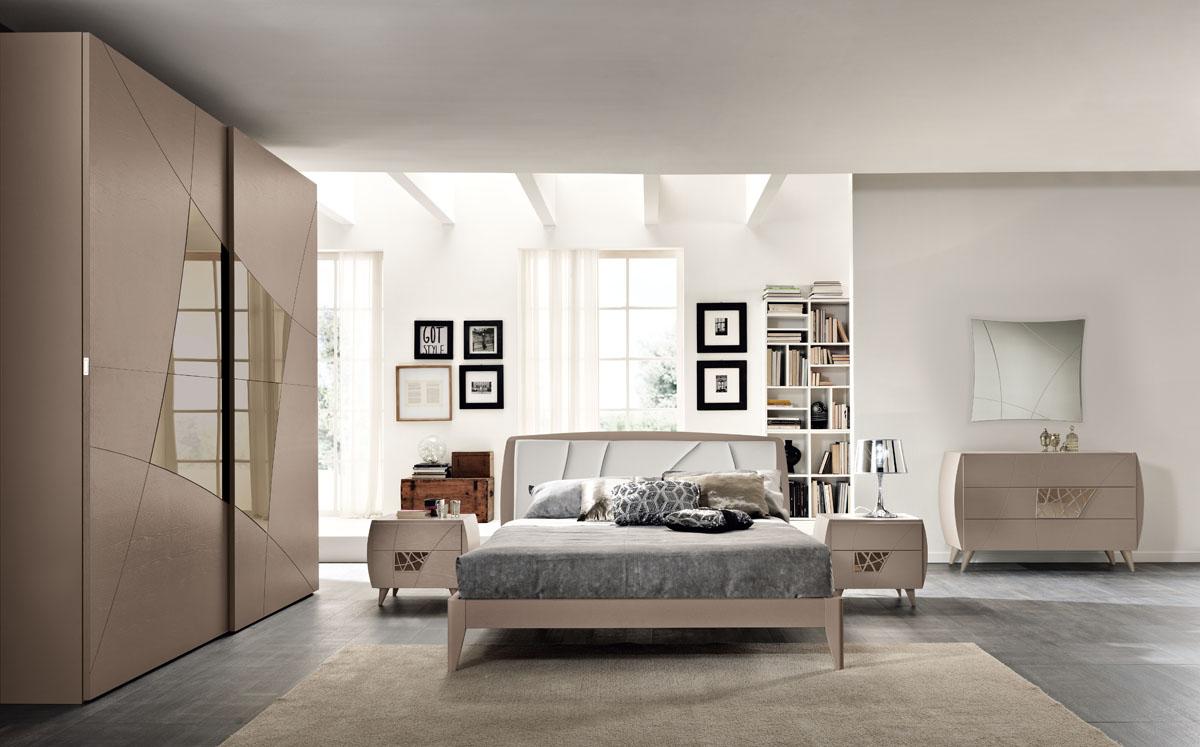 camere da letto moderne modello lapis spar