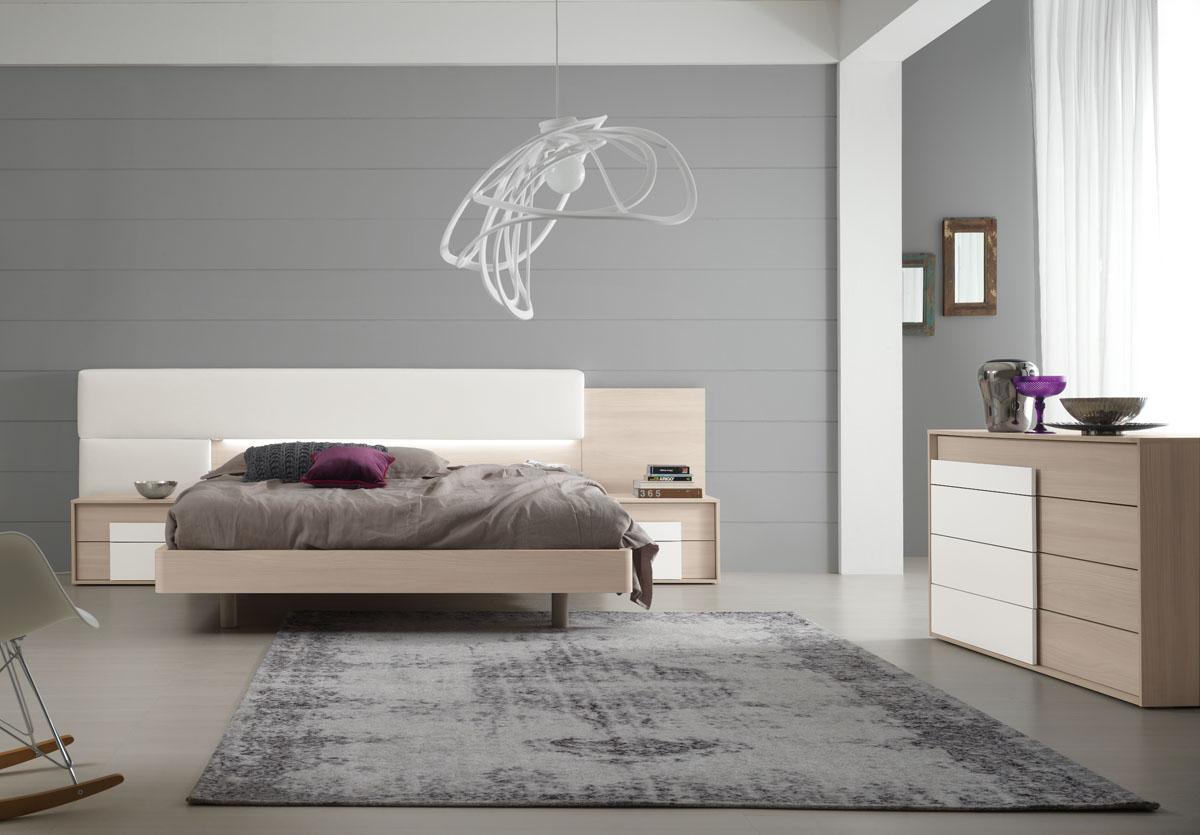 Camere da letto moderne modello lineup spar for Camere da letto moderne prezzi