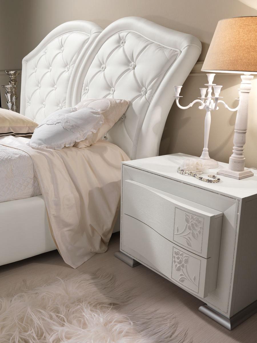 Arredamento camera da letto modello prestige spar - Camera da letto romantica ...