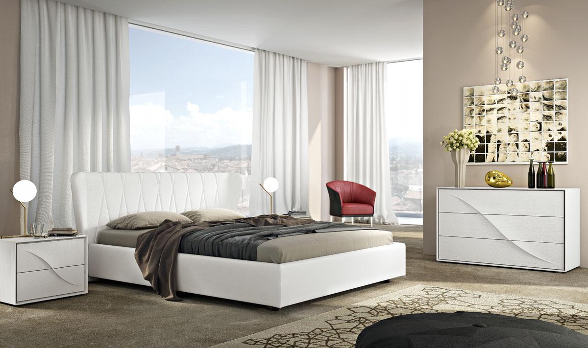 Arredamento camera da letto modello sistema notte spar - Camera da letto adriatica prezzi ...