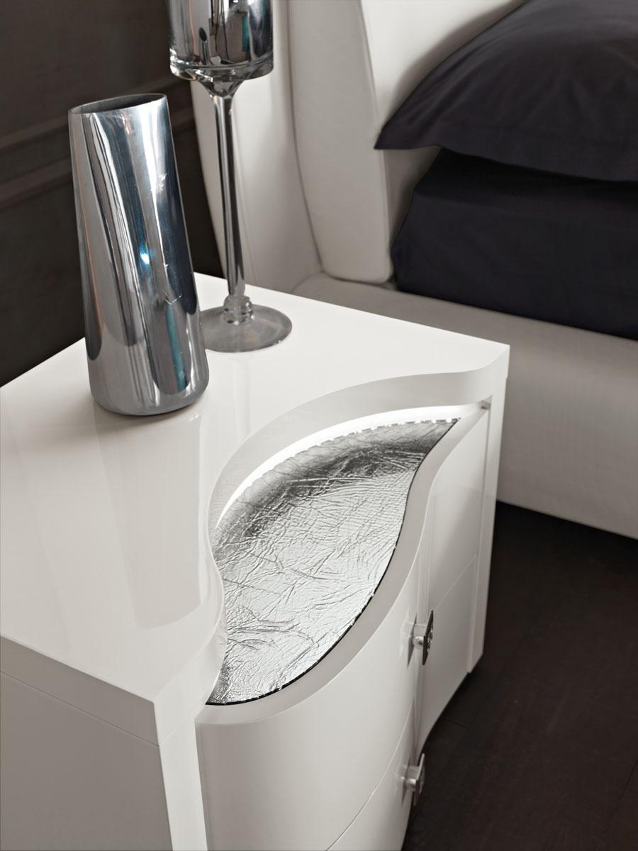 Camere da letto moderne modello sistema notte spar - Camera da letto spar prestige dimensioni ...